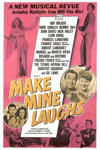 Poster of Make Mine Laughs