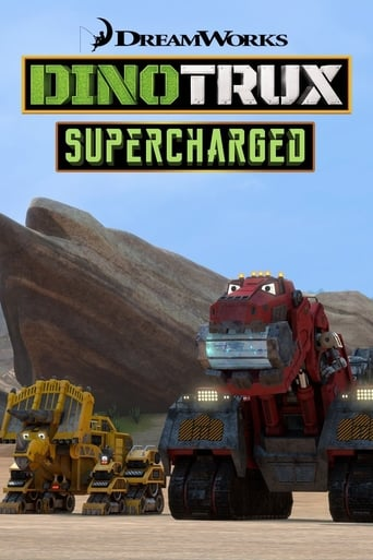 Capitulos de: Dinotrux: Supercharged