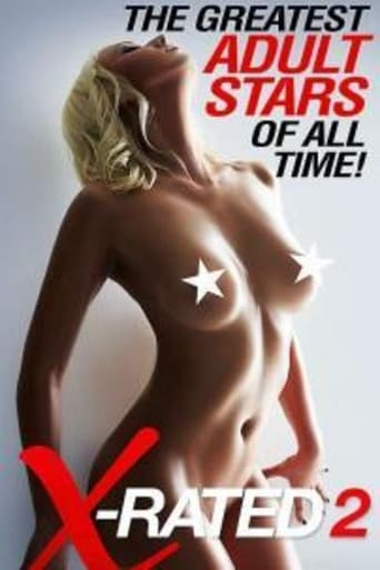 X-Rated 2: The Greatest Adult Stars of All-Time