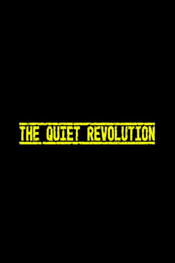 The Quiet Revolution: State, Society and the Canadian Horror Film Movie Poster