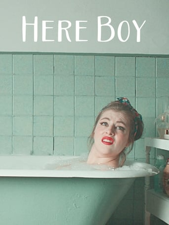 Poster of Here Boy