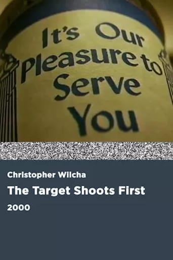 Poster of The Target Shoots First