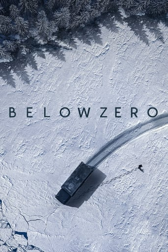 Poster of Below Zero
