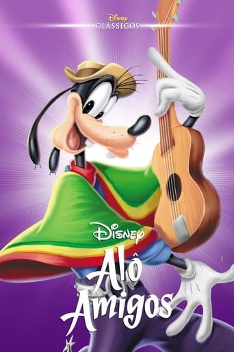 Alô, Amigos - Poster