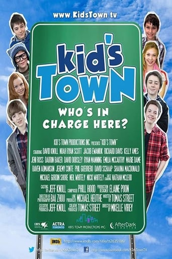 Poster of Kid's Town