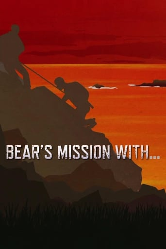 Poster of Bear's Mission with...
