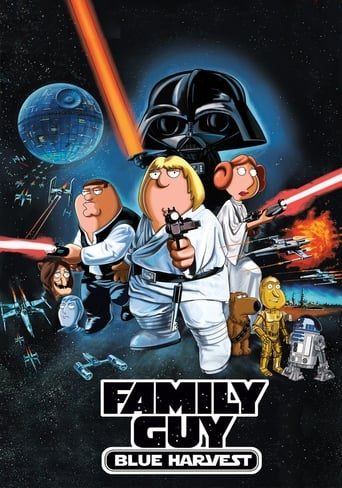 Poster of I Griffin presentano: Blue Harvest