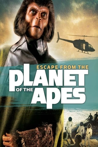'Escape from the Planet of the Apes (1971)