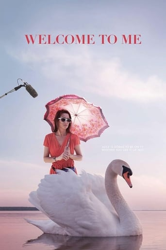 Poster of Welcome to Me