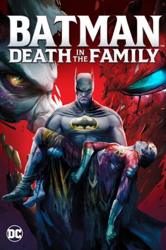 Batman: Morte em Família - Poster