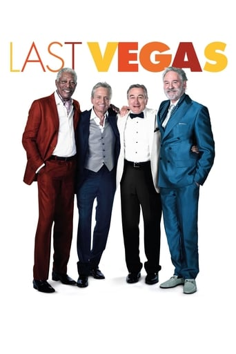 Last Vegas (2013) - poster