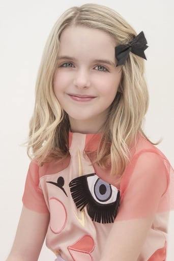 Mckenna Grace in Angry Birds - Il film