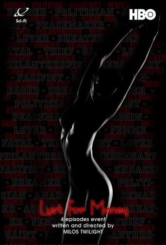 Poster of Lust For Money