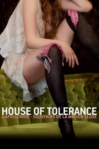 House of Tolerance Poster