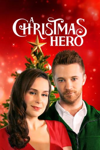 A Christmas Hero Poster