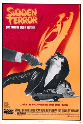 Poster of Sudden Terror