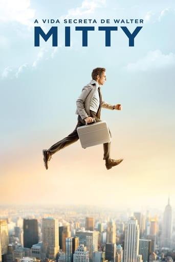 A Vida Secreta de Walter Mitty - Poster