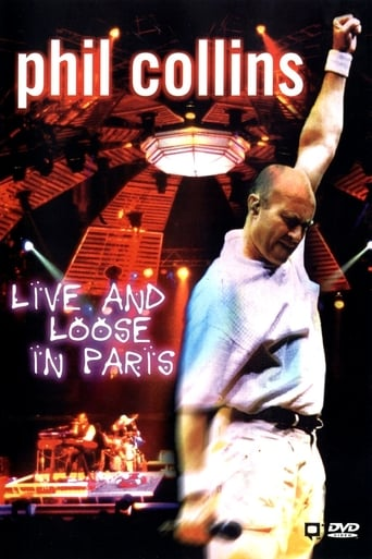 Poster of Phil Collins: Live and Loose in Paris