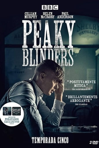 Poster of Peaky Blinders