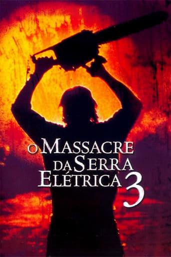 O Massacre da Serra Elétrica 3 - Poster