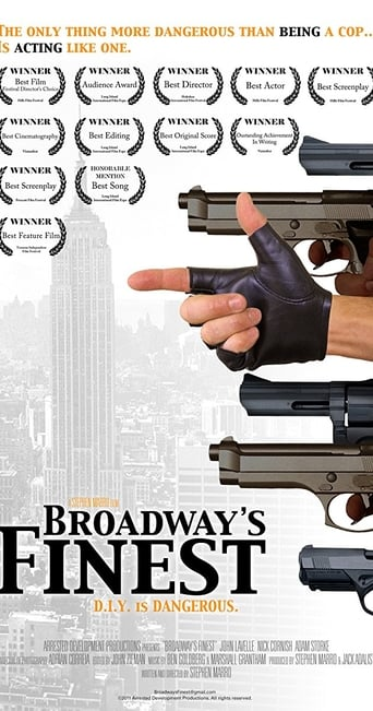 Poster of Broadway's Finest
