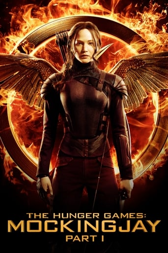 Bado žaidynės: Strazdas giesmininkas. 1 dalis / The Hunger Games: Mockingjay - Part 1 (2014)