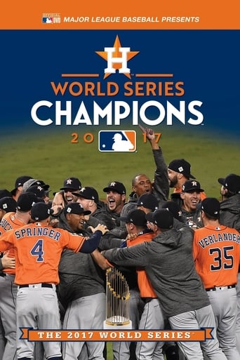 Poster of The Official 2017 World Series Film