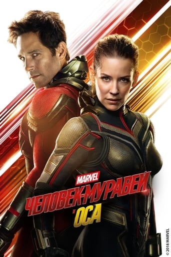 Poster of Человек-муравей и Оса