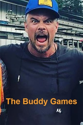 Poster of The Buddy Games