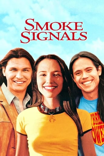 Poster of Smoke Signals