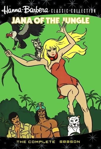 Poster of Jana of the Jungle