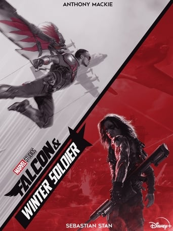 Poster of The Falcon and the Winter Soldier