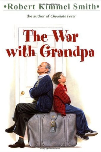 Poster of War with Grandpa fragman