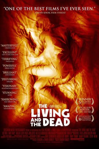 Poster of Entre vivos y muertos