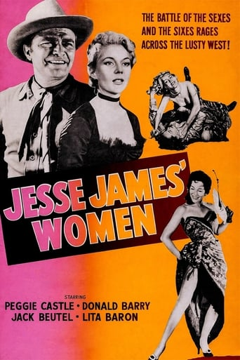 Poster of Jesse James' Women
