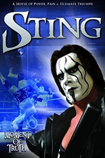 Poster of Sting: Moment of Truth