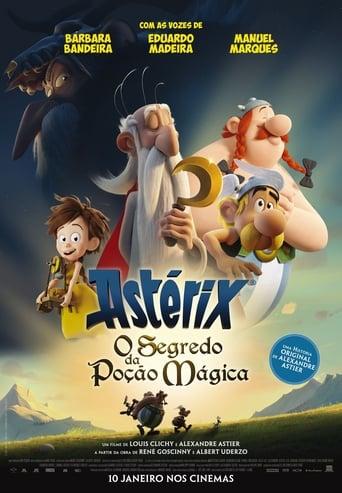 Astérix e o Segredo da Poção Mágica - Poster