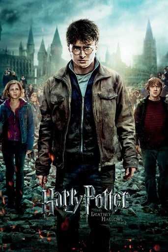Poster of Harry Potter and the Deathly Hallows: Part 2