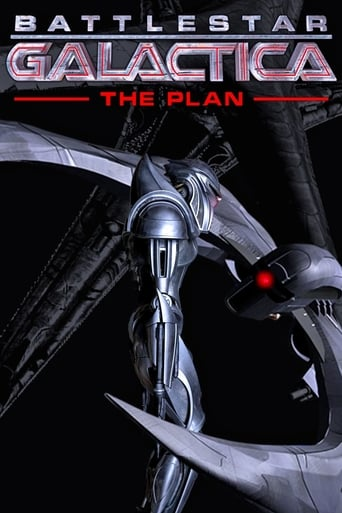 Poster of Battlestar Galactica: The Plan