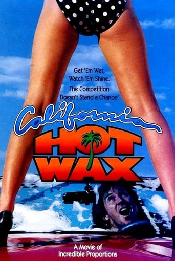 Poster of California Hot Wax