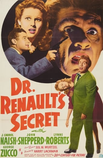Poster of Dr. Renault's Secret fragman