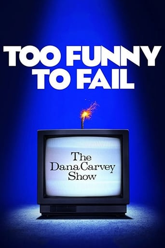 Poster of Too Funny to Fail: The Life & Death of The Dana Carvey Show