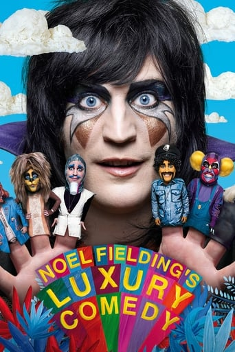 Poster of Noel Fielding's Luxury Comedy