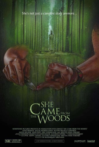 Watch She Came From The Woods 2018 full online free
