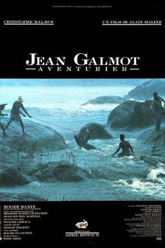 Poster of Jean Galmot, aventurier