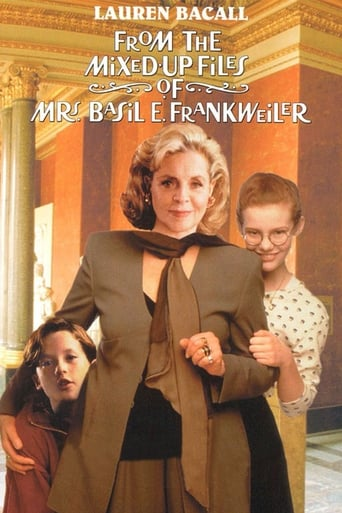 Poster of From the Mixed-Up Files of Mrs. Basil E. Frankweiler