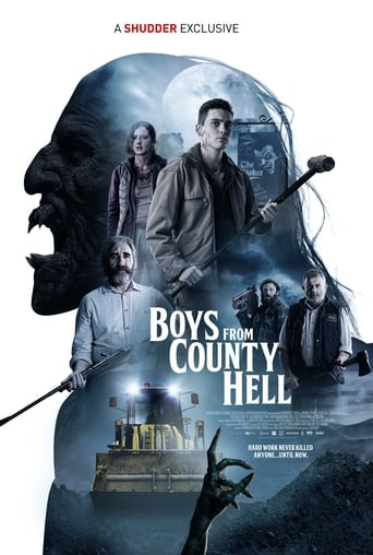 Boys from County Hell Poster