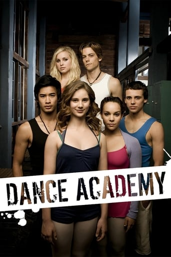 Poster of Dance Academy