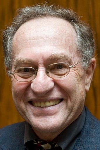 Image of Alan Dershowitz