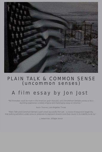 Plain Talk and Common Sense (uncommon senses)